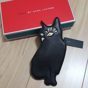 Marc by Marc Jacobs cat coin case